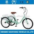 2015 acero de 6 velocidades Triciclo / Trike / nuevo modelo de tres ruedas