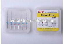 .04 / .06 Taper rotary dental files