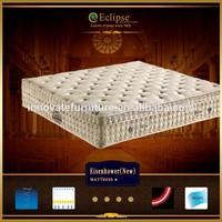 2014 new design hotel pocket spring mattress