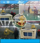 CE approval HMBT wood pellet mill machine