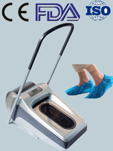 XT-46B OEM Automatic shoes wrapping machine hot sell