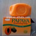 Blanchiment du savon de papaye, nouilles de savon