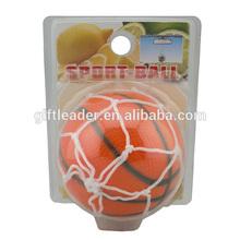PU Basketball Auto Hanging Air Freshener