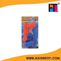 EN71 Approved powerful toy water pistol 2 pieces packing with paper card 10207400