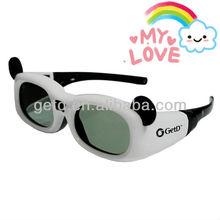 factory kids DLP-LINK projector active 3d eyewear