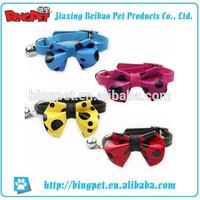 hot sale fashion bow tie cat collar
