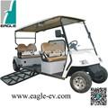 4 sitze elektrisch auto für den golfsport behinderte