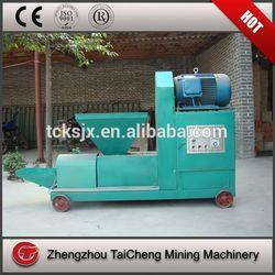 rice husk charcoal making extruder equipment/lump coal and charcoal extruder equipment