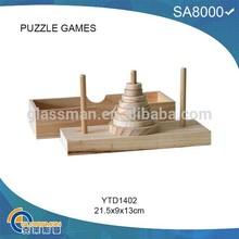 Puzzle en bois modèles Puzzle jeu pour enfants