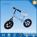 Vendedor caliente de alta nivel de nuevo diseño de aspecto delicado equilibrio de los niños bicicleta/bicicleta de los niños
