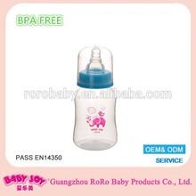 universal baby bottle handles infant feeder plastic various colors standard neck baby feeding bottle