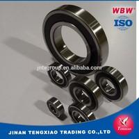 Ball bearings 6204 2RS 6205 2RS 625 2RS motorcycle wheel bearings