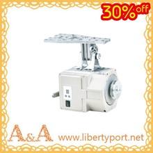 Ac servo motor for sewing machine