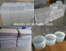 Alands Hot Sale Custom-Made Color Hard Plastic Sheet Acrylic.