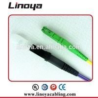 Linoya Factory SM/MM SX/DX SC/ST/FC/LC/MPO/MTRJ corning fiber optic patch cord