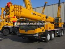 machinery xcmg 50 ton hydraulic mobile crane qy50ka