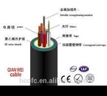 Optical Fiber Composite Low-voltage Cable OPLC Fiber Optic Cable