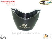 Plastic ice bucket - IB-0006(Double Color Ice Bucket Tiny)