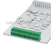 green pitch 3.5mm screw mini fixed terminal blocks