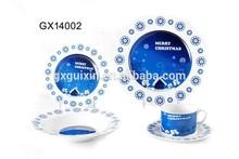 20 pcs Factory Direct Wholesale Porcelain Dinner Set