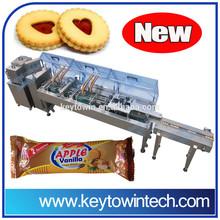 biscuits sandwiching machine