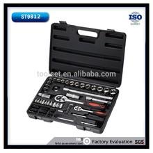 force tools kit auto repairing tool plug socket WITH 12PCS