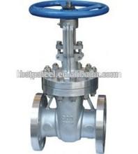 Duplex steel flange soft seal stem Gate valve S31803(SAF2205 F51) S32750(SAF2507 F53)