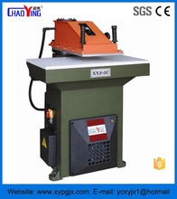 ATOM Hydraulic Swing Arm Atom die cutting machine/clicker machine