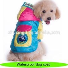 Wholesale clothes waterproof dog coat, dog coat waterproof