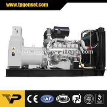 2015 diesel electric generator 1000kw Three Phase 50Hz Powered by Perkins