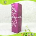 Eco personalizado feito de papel brilhante estrela caixa dobrável