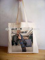 3x4 cotton bag/ quality fair trade cotton bags/ fair trade