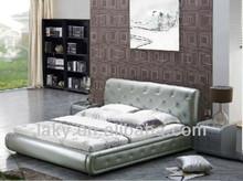 Princess leather bed 2013 LK-C153