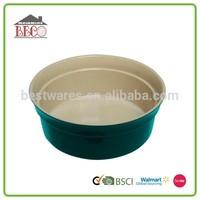 High quality wholesale melamine bulk food and water pet dog bowls
