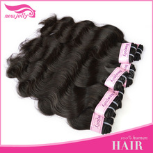 Top quality 100% indian virgin humanhair extension, wholesale natural indian hair