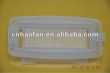 packing box plastic square handle