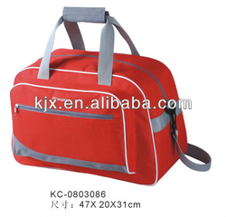 travel duffle overnighter sporty gym bag