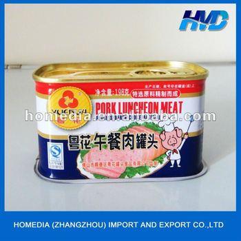 food canning companies