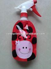 plastic cartoon trigger spray bottle
