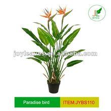 Fake paradise plant