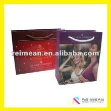 2013 Reimean Custom Printed Cloth Shopping Bags