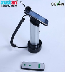 supply XST-E420B:high quality and anti-theft magnetic sensor mobile phone display alarm holders/stands