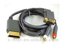 VGA cable 2 RCA for xbox360