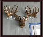 Bronze Artificial Deer Head