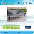 100% reciclado wpc jardín de alta calidad silladeplaya ( wpc suelo/wpc panel de pared/wpc productos de ocio )