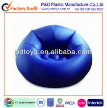 New inflatable PVC football sofa pvc cheap inflatable sofa