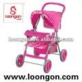 Loongon نقل عربة أطفال لعب اطفال ورضيع جديد عربة طفل 2012