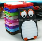 3D Owl Silicone Cellphone Cover / case for iphone 4S