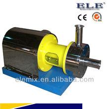 Cosmetic Inline High Shear Bitumen Emulsion Machine