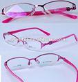 2012 pembe popüler tasarımcı gözlük kadınlar için